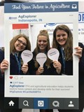 Attica FFA Students Attend National Convention image
