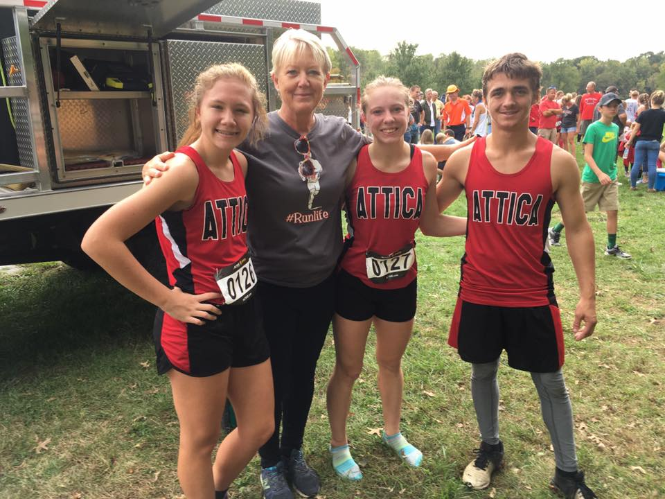 Cross Country Regional Qualifiers