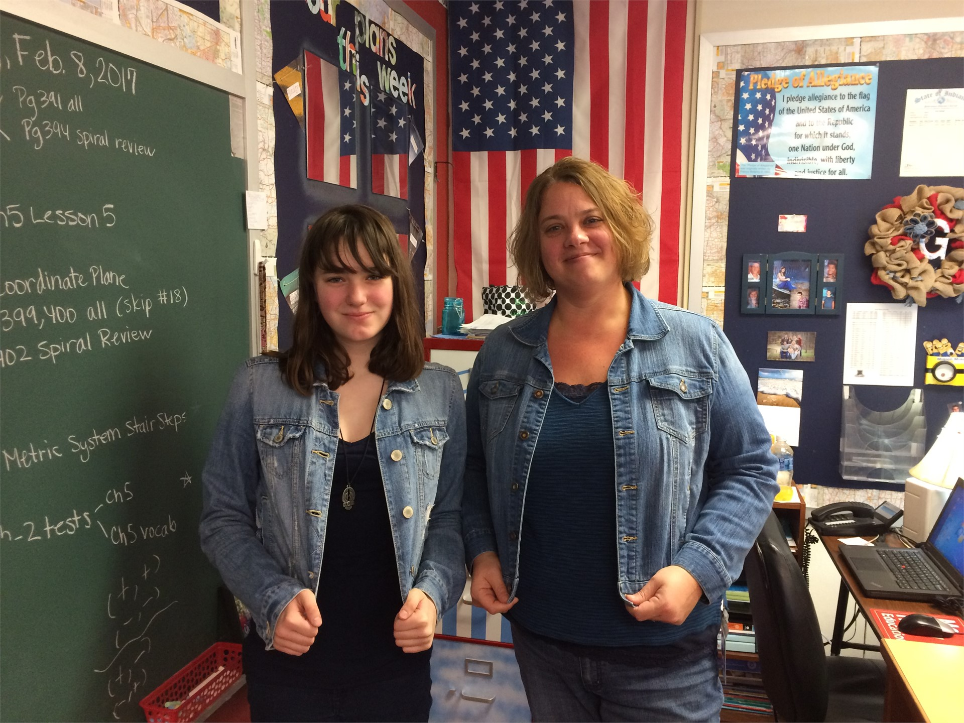 Twin Day at AES