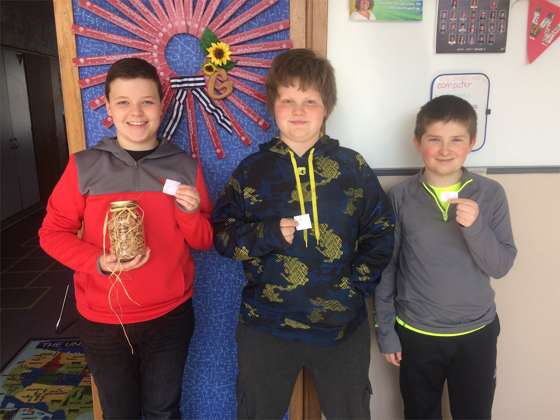 PI Day Estimation Winners