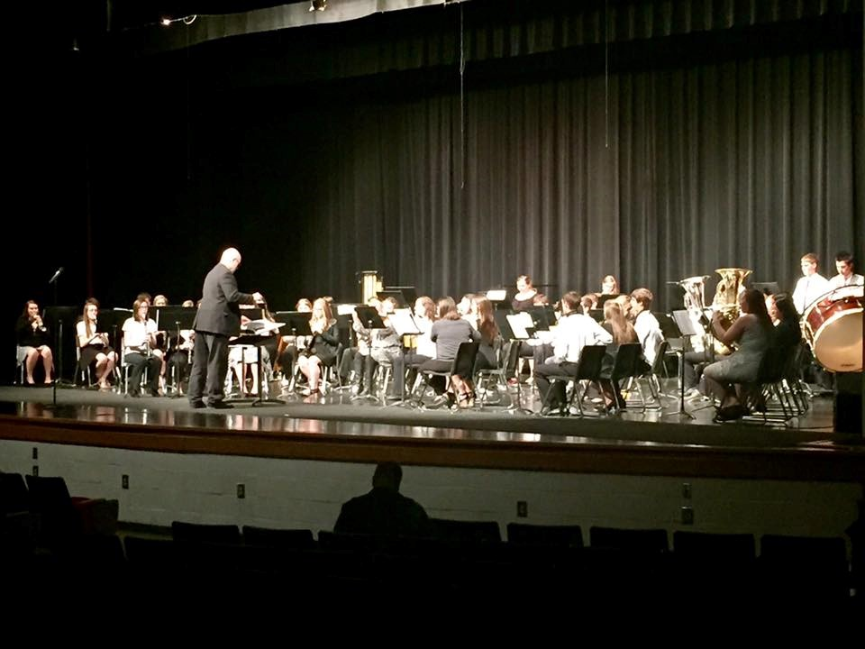 Bi-County Honor Band