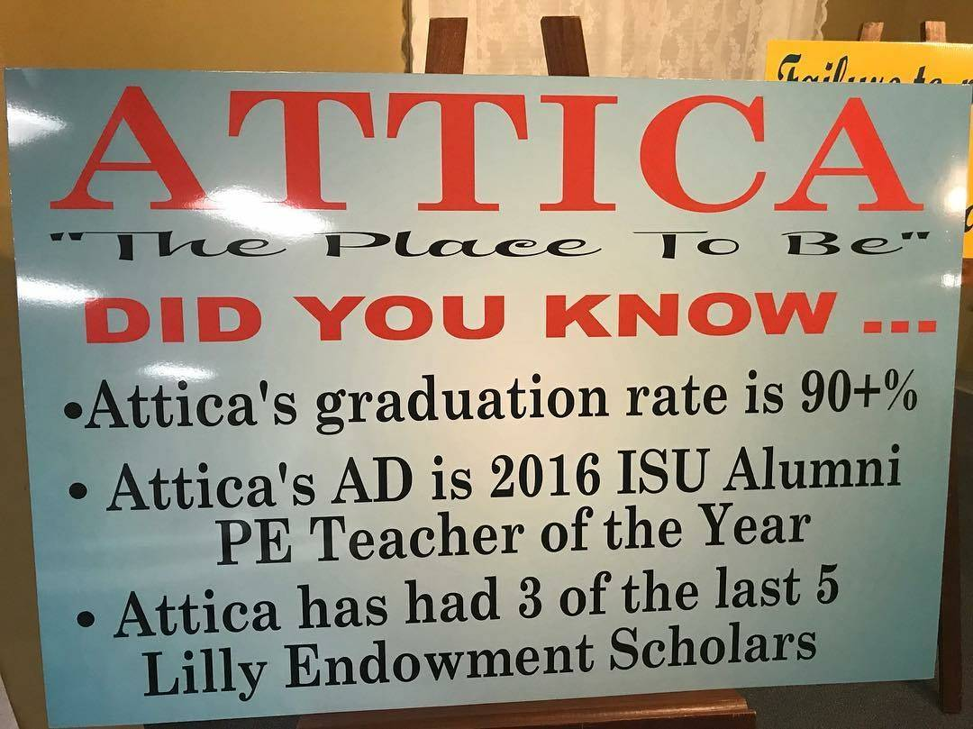 Did you know? Attica is the place to be!